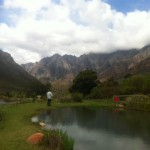 Du Toitskloof - Middle Dam